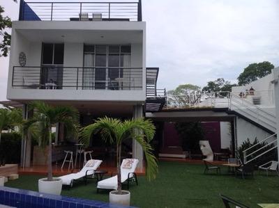 Casa En Exclusivo Condominio Anapoima