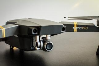 Liquido Drone Dji Mavic Pro Combo 4k Bolso + 3 Baterias