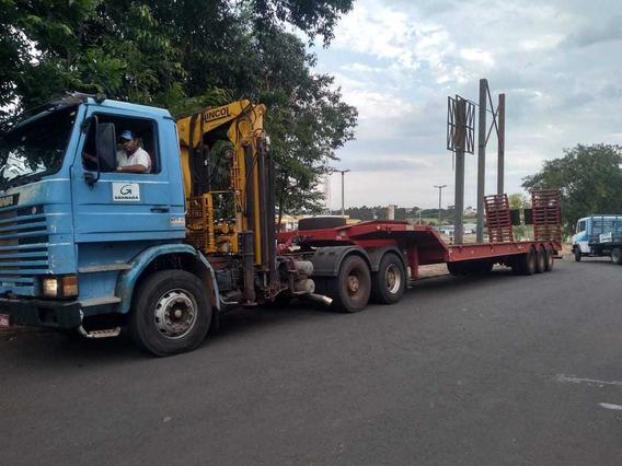 Scania 113 Com Munck