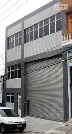 Prédio, 1030 M² - Venda Por R$ 2.400.000,00 Ou Aluguel Por R$ 10.000,00/mês - Penha De França - São Paulo/sp - Pr0173