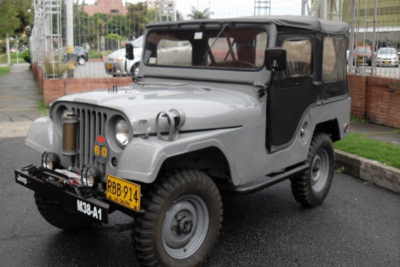 Jeep Cj 4 Willys