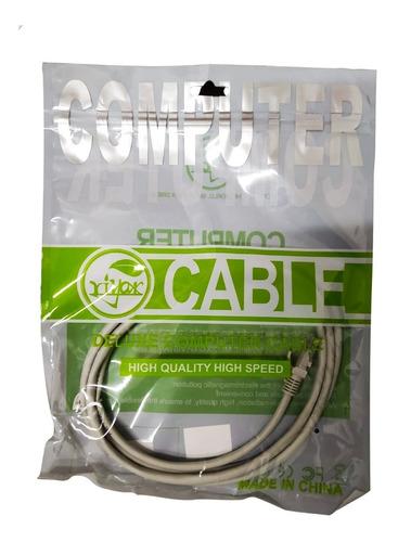Cable De Red Utp Cat5 | 2m | Blanco | Tasa 0 | Tienda Física