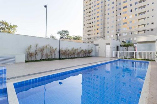Imagem 1 de 22 de Apartamento À Venda, 2 Quartos, 1 Suíte, 1 Vaga, Monte Castelo - Contagem/mg - 22742
