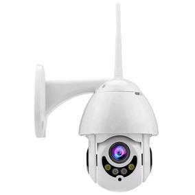 Câmera Speed Dome Ip Zoom Onvif 2.0mp 1080p Sd