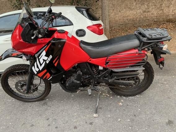 Kawasaki 650 Klr