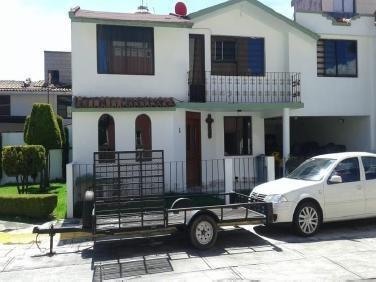 Imagen 1 de 11 de Casa En Condominio - Metepec