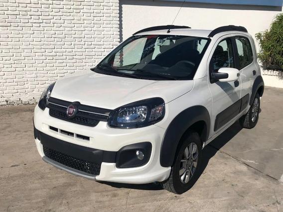 Fiat Uno Way 2020 $300.000 Bonificados Crédito Prendario Z-
