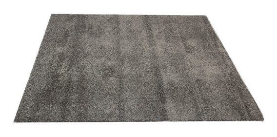 Alfombra Gris Cement Residencial C Ribete 3 X 3 Metros