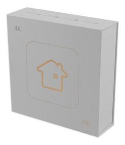 Smart Controle Preto 6 Configurado Pronto Para Uso 16gb