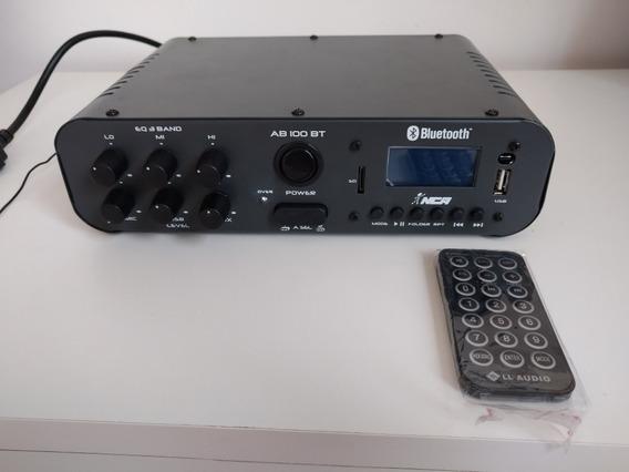 Receiver Nca Com Bluetooth 100watts Rms