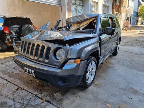 Jeep Patriot  Patriot Automatica Papeles Al Dia 4x4