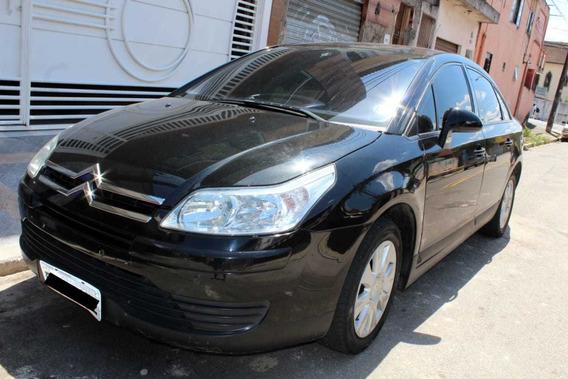 Citroën C4 Pallas - Sedan 2.0 - Automatico- 4p - Km Baixo