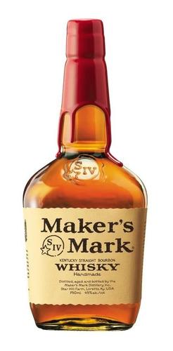 Maker's Mark Whisky - 700ml - Sin Estuche -