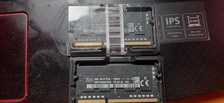 Memorias Ddr3 4g Ddr3 1600 Mhz (pc3-12800)para Mac Mid 2012