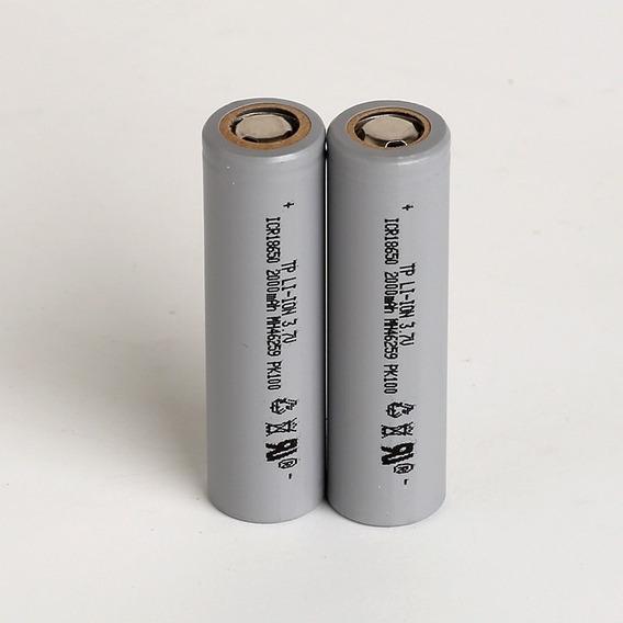Kit 2 Bateria Para Furadeira 2000mah 20a Com Terminal