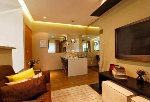 Apartamento Novo Em Santo André - Ap10384