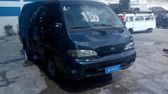 Sucata Hyundai H100 Dlx1997 (para Peças)