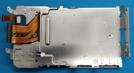 Display Lcd Comandos Principal Câmera Digital Sony Dsc-w210