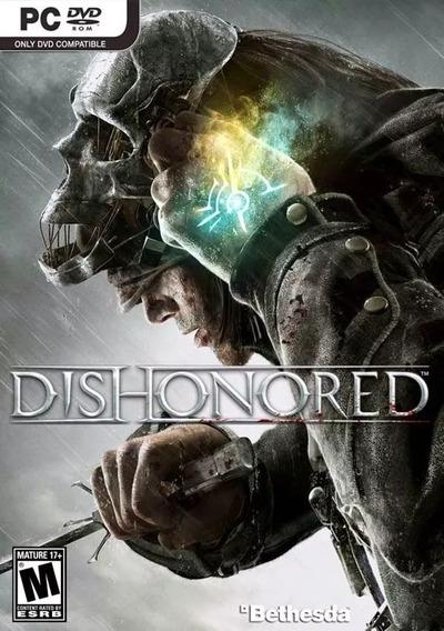 Dishonored Pc - 100% Original (steam Key)
