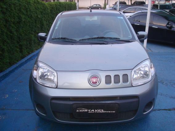 Fiat Uno Vivace 1.0 Flex 4 Portas Compl. 2015