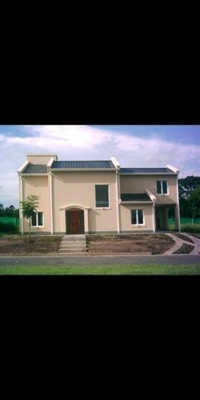 Casa En Alquiler En Country Nuevo Golf