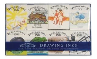 Tinta De Dibujo Winsor & Newton - Unidad a $16900