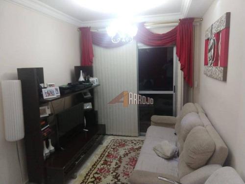 Apartamento À Venda, 55 M² Por R$ 320.000,00 - Vila Buenos Aires - São Paulo/sp - Ap1435
