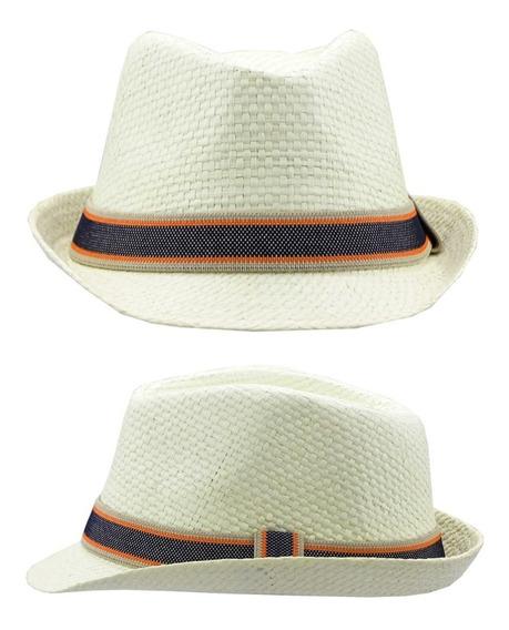 Sombrero Tipo Fedora Para Niño 1-4 Años S275