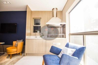 Apartamento Com 2 Dormitórios À Venda, 68 M² Por R$ 700.000 - Vila Madalena - São Paulo/sp - Ap1779