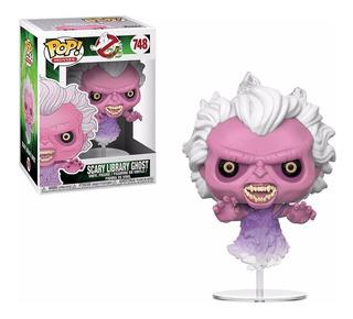 Scary Library Ghost Ghostbusters Cazafantasmas Funko Pop