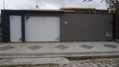 Casa Nova, 3 Dorms (2 Suites), 10 Minutinhos A Pé Na Praia