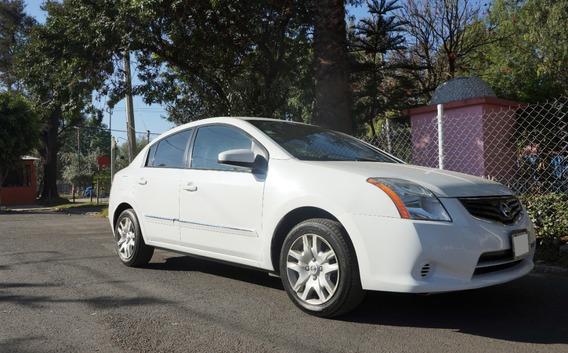 Nissan Sentra Custom Cvt 2011