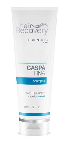 Shampoo Caspa Fina  Scientificlab  Hair Recovery