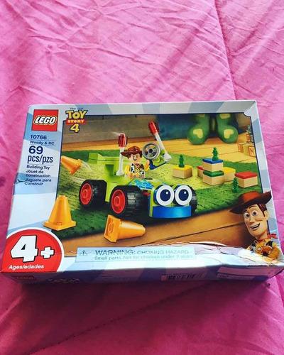 Imagen 1 de 2 de Lego Toy Story 4 69 Piezas Numero 10766