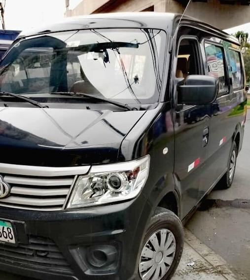 Vendo Changan Supervan 2016 Super Econòmico E Impecable!!