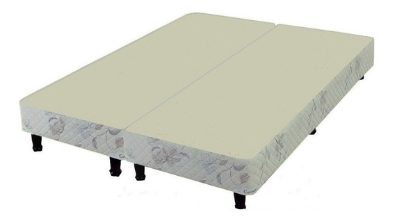 Sommier 180x200 Base Cannon Platino Caba Y Gba Gratis Cuotas