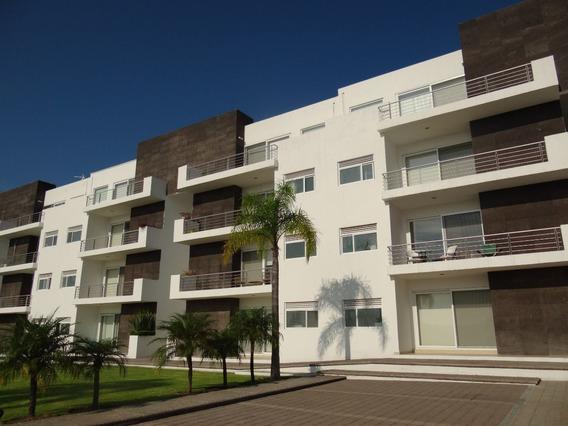 Increíble Penthouse En Renta Real De Juriquilla