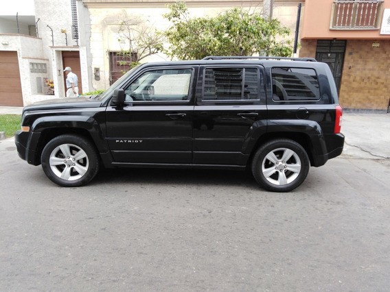 Jeep Patriot 2013 43000km Gasolina Y Glp