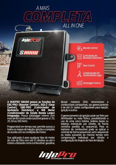S8000+dashpro Sem Chicote