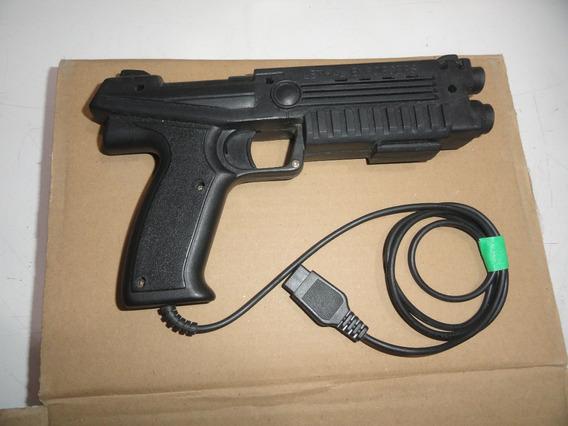 Controle Pistola Lethal Enforces Mega Drive Original Leia!
