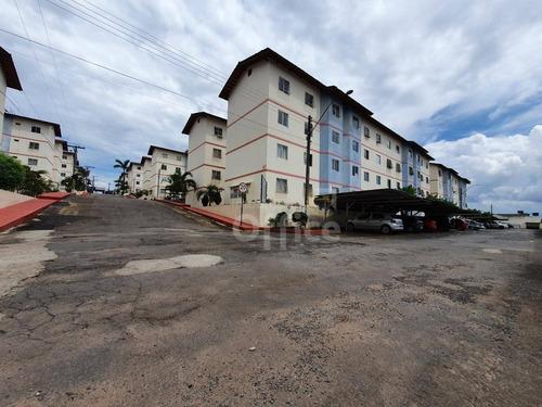 Apartamento À Venda, 65 M² Por R$ 145.000,00 - Vila São Joaquim - Anápolis/go - Ap0198