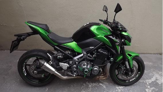 Kawasaki Z 900 Abs 2018 Verde