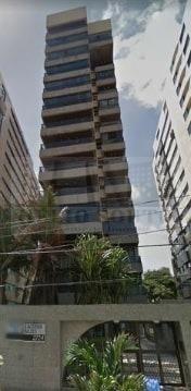 Edf. Vicente Lacerda Menezes - Mobiliado - A000334