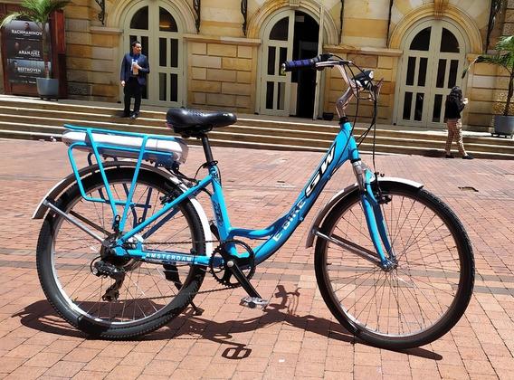 Bicicleta Electrica Gw Amsterdam 350w
