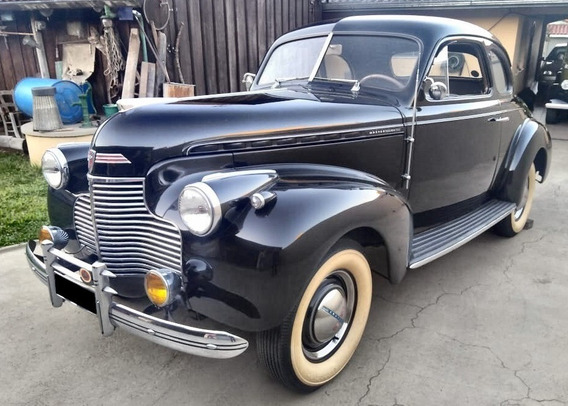 Chevrolet Master 85 1940