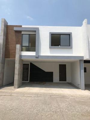 Casa En Venta Priv. La Joya Morillotla, San Andrés Cholula Puebla