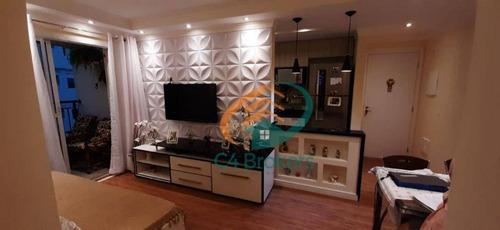 Apartamento Com 3 Dormitórios À Venda, 68 M² Por R$ 600.000,00 - Mooca - São Paulo/sp - Ap3726
