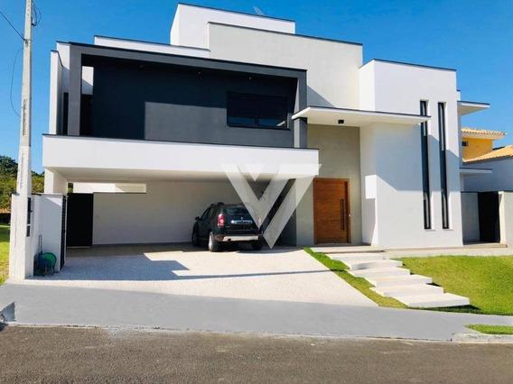 Sobrado À Venda - Condomínio Vila Azul - Sorocaba/sp - So1125