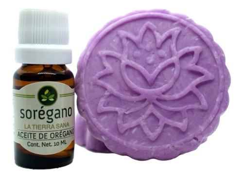 Sorégano Aceite Esencial De Orégano Y Shampoo Sólido