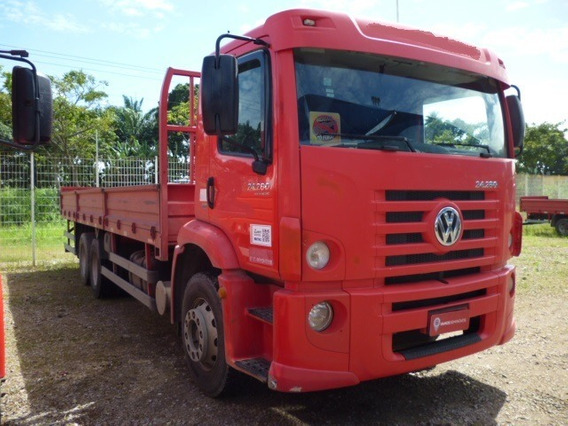 Vw 24.280 Carroceria Metalica 14/14 Km 183.000
